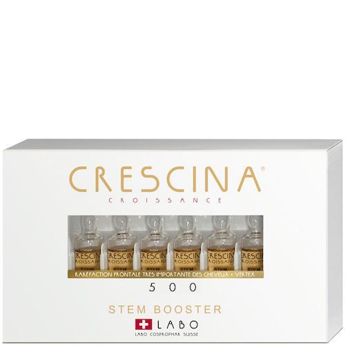 500 Лосьон для стимулирования роста волос для мужчин 10 3,5 мл (Crescina, Crescina 500) 500 лосьон для стимулирования роста волос для мужчин 20 3 5 мл crescina crescina 500