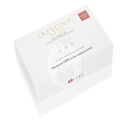 Crescina 200 Лосьон для стимулирования роста волос женщин №20+ лосьон против выпадения №20 (Crescina, 200)