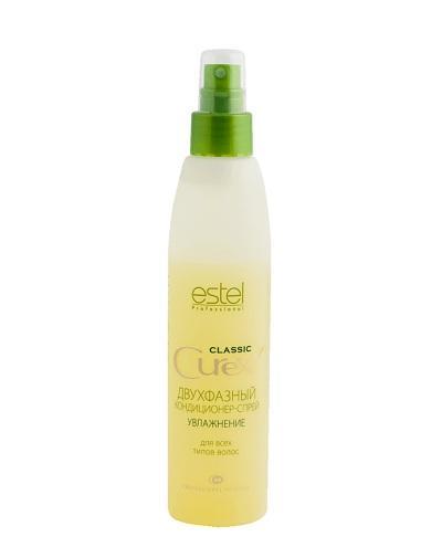Двухфазный кондиционерспрей для волос увлажнение Curex Classic 200 мл (Estel, Curex Classic) недорого