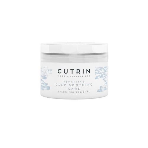 Cutrin Смягчающая маска для чувствительной кожи головы без отдушки, 150 мл (Cutrin, VIENO) cutrin деликатный шампунь для чувствительной кожи головы без отдушки 250 мл cutrin vieno
