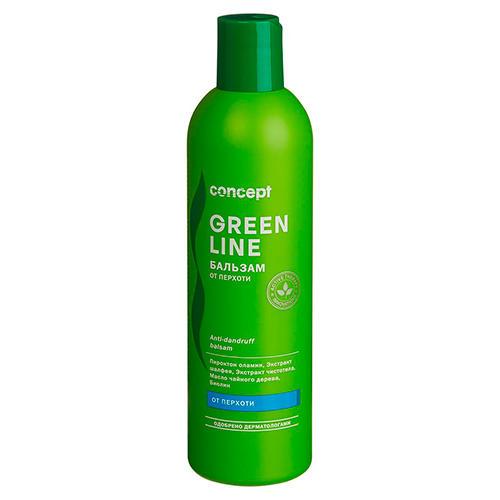 Купить Concept Бальзам от перхоти Anti-dandruff balsam, 300 мл (Concept, Green Line), Россия