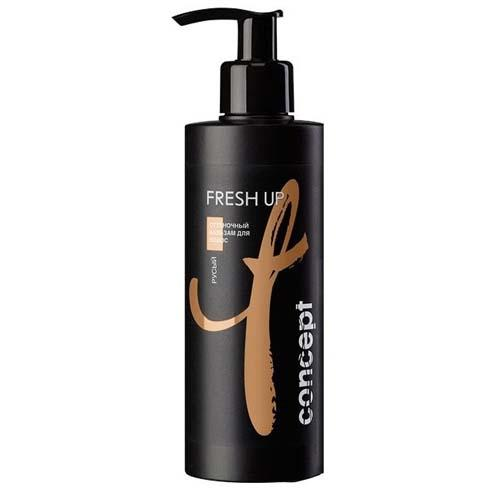 Купить Concept Оттеночный бальзам для русых оттенков волос, 250 мл (Concept, Окрашивание), Россия