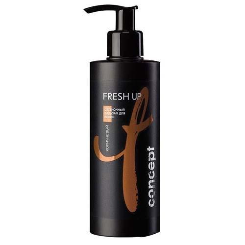 Купить Concept Оттеночный бальзам для коричневых оттенков волос, 250 мл (Concept, Окрашивание), Россия