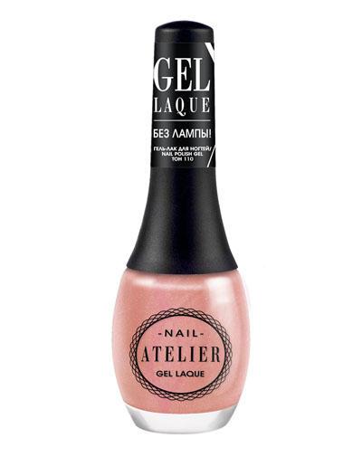Nail Atelier Гельлак для ногтей, тон 110 (Vivienne sabo, Ногти) vivienne sabo gel laque nail atelier гель лак для ногтей тон 119 12 мл