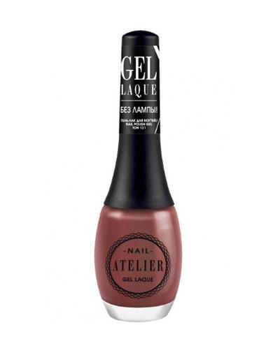 Nail Atelier Гельлак для ногтей, тон 121 (Vivienne sabo, Ногти) vivienne sabo gel laque nail atelier гель лак для ногтей тон 119 12 мл