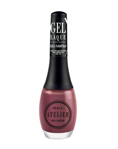 Nail Atelier Гельлак для ногтей, тон 122 (Vivienne sabo, Ногти) vivienne sabo gel laque nail atelier гель лак для ногтей тон 119 12 мл