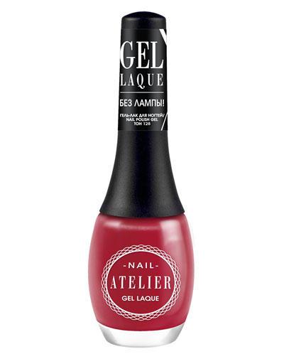 Nail Atelier Гельлак для ногтей, тон 128 (Vivienne sabo, Ногти) vivienne sabo gel laque nail atelier гель лак для ногтей тон 119 12 мл