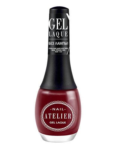 Nail Atelier Гельлак для ногтей, тон 130 (Vivienne sabo, Ногти) vivienne sabo gel laque nail atelier гель лак для ногтей тон 119 12 мл