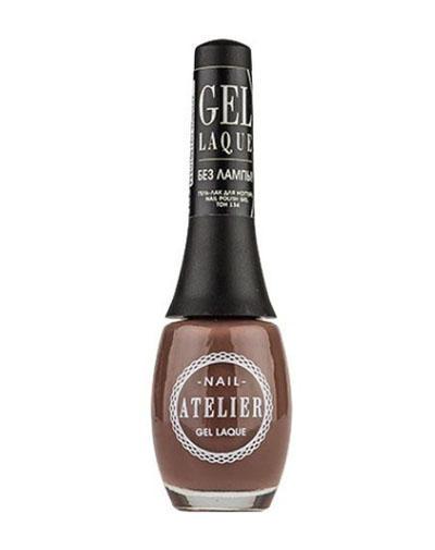 Nail Atelier Гельлак для ногтей, тон 134 (Vivienne sabo, Ногти) vivienne sabo gel laque nail atelier гель лак для ногтей тон 119 12 мл