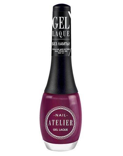 Nail Atelier Гельлак для ногтей, тон 141 (Vivienne sabo, Ногти) vivienne sabo gel laque nail atelier гель лак для ногтей тон 119 12 мл