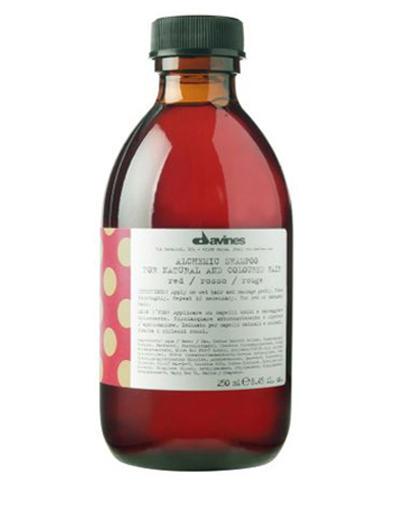 Davines Алхимик Шампунь для натуральных и окрашенных волос, красный 280 мл (Davines, Алхимик)