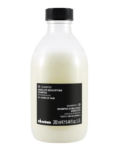 OI Шампунь для абсолютной красоты волос 280 мл (Davines, OI) davines alchemic шампунь золотой 280 мл
