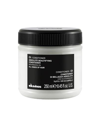 OI Кондиционер для абсолютной красоты волос 250 мл (Davines, OI) davines oi essential haircare absolute deautifying conditioner кондиционер для абсолютной красоты волос 1000 мл