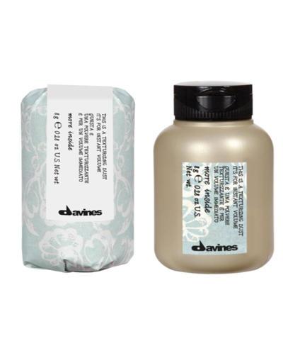 Davines Пудра-текстуризатор для мгновенного обьема волос 8 гр (Davines, Средства для укладки) фото