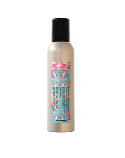 Davines Curl Увлажняющий мусс More Inside для упругих четко очерченных локонов 250 мл (Davines, Curl) chi luxury black seed oil curl defining cream gel