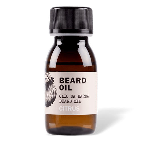 Dear Beard Масло для бороды с ароматом цитруса, 50 мл (Dear Beard, Для бритья), Италия  - Купить