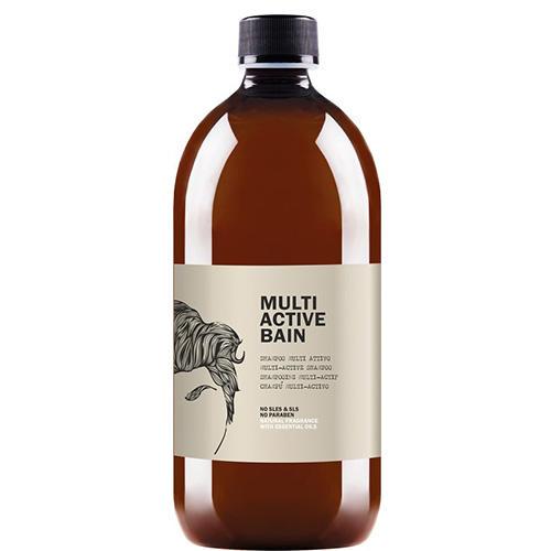 Мультиактивный шампунь, 1000 мл (Dear Beard, Для волос) dear beard шампунь мультиактивный multi active bain 250 мл