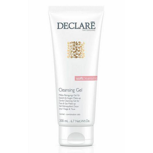Мягкий очищающий гель 200 мл (Declare, Soft Cleansing) очищающий гель gess для жирной и комбинированной кожи 150 мл