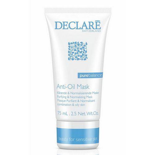 Маска для жирной и проблемной кожи 75 мл (Declare, Pure Balance) declare маска для жирной и проблемной кожи 75 мл