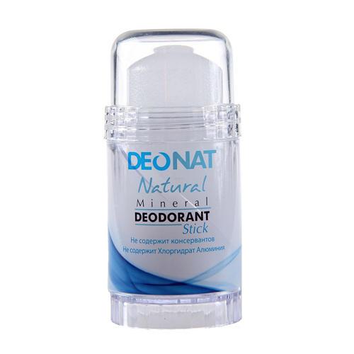Дезодорант кристалл овальный, 100 г (DeoNat, Дезодоранты DeoNat) дезодорант кристалл laquale купить в москве