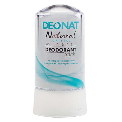 Дезодорант кристалл цельный, 60 г (DeoNat, Дезодоранты DeoNat)