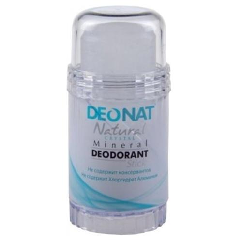 Дезодорант кристалл цельный, 80 г (DeoNat, Дезодоранты DeoNat)