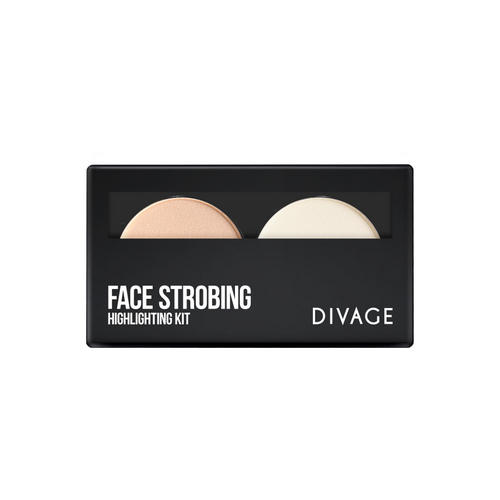 Палетка Face strobing 4 г (Divage, Корректор) цена