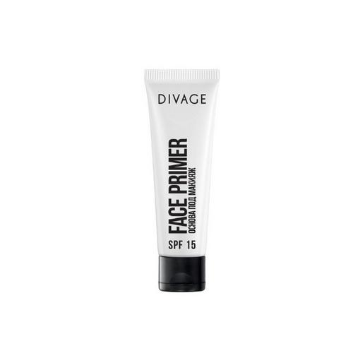 Основа под макияж face primer 25 мл (Divage, Тональная основа) тональная основа divage divage di038lwbhwr8