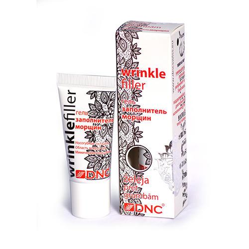 Гель для лица против морщин, 15 мл (DNC Kosmetika, Лицо) набор dnc пептиды от морщин 10 мл подарок маска для лица 15 мл