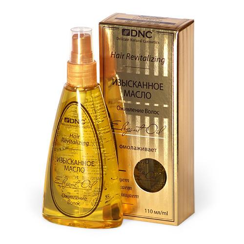 Масло Оживление волос, 110 мл (DNC Kosmetika, Волосы) масло оживление волос 3 15мл dnc