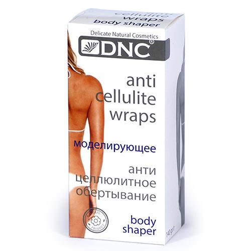 DNC Kosmetika Обертывание Антицеллюлитное моделирующее, 140 мл (DNC Kosmetika, Тело) dnc kosmetika твердый воск для волос 15 мл dnc kosmetika уход за волосами