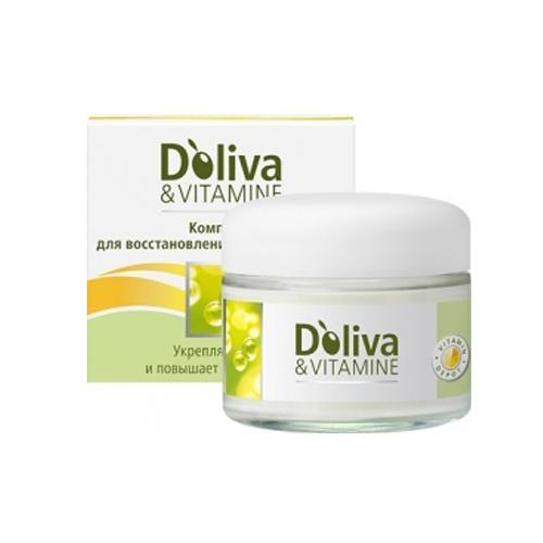 �������� ��� �������������� ��������� ����, 50 �� (Vitamine) (D`oliva)