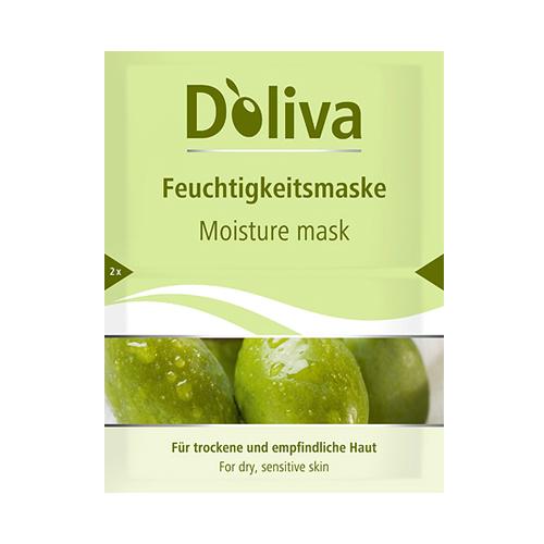 ����������� ����� ��� ����, 7,5 �� � 2 (Face Mask) (D`oliva)