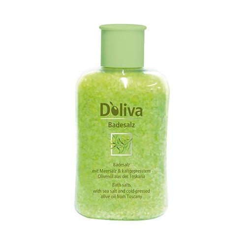 Долива, Соль SPA с оливковым маслом, 350 г (Doliva, Уход за телом) соль mavala для смягчающих ножных ванн 300 г