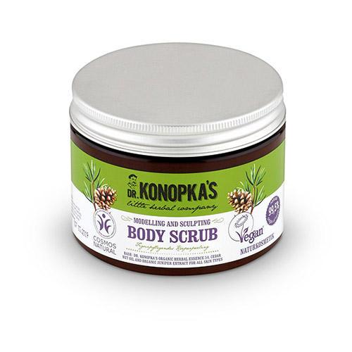 Скраб для тела Моделирующий, 500 мл (Dr. Konopkas, Для тела) натуральный скраб
