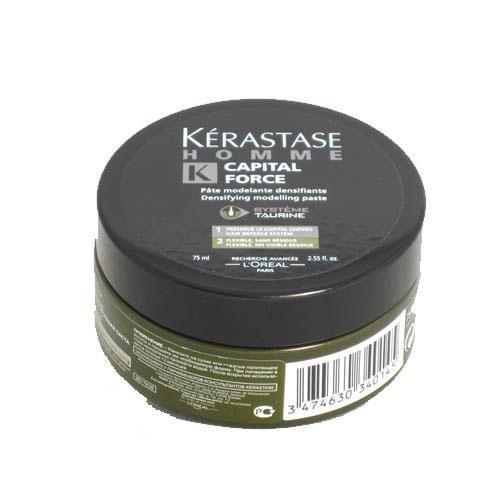 Уплотняющая моделирующая паста 75мл (Kerastase, Homme) лак для волос kerastase купить