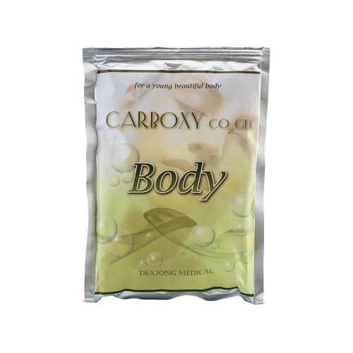 Carboxy Набор для неинвазивной карбокситерапии для тела  60 мл х 5 шт (Carboxy, Маска)