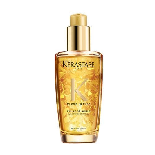 Масло для тонких волос 100 мл (Kerastase, Elixir Ultime) лак для волос kerastase купить