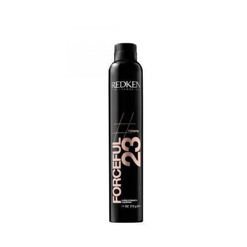 Спрей Forceful 23 сильной фиксации для завершения укладки 400 мл (Redken, Styling) redken forceful 23 спрей супер сильной фиксации для завершения укладки волос 400 мл
