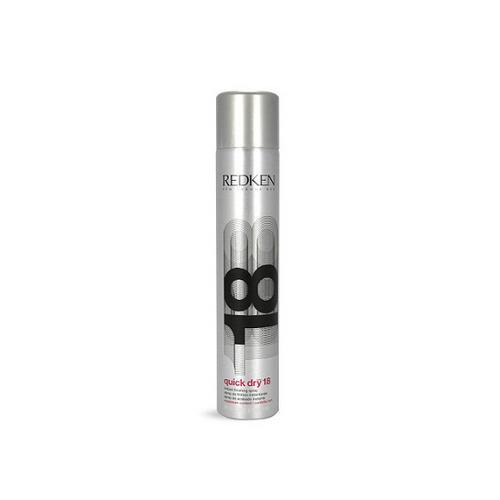 Спрей Quick Dry 18 средней фиксации для сохранения формы 400 мл (Redken, Styling) косметика для мамы sante спрей для обьема и натуральной фиксации волос 150 мл