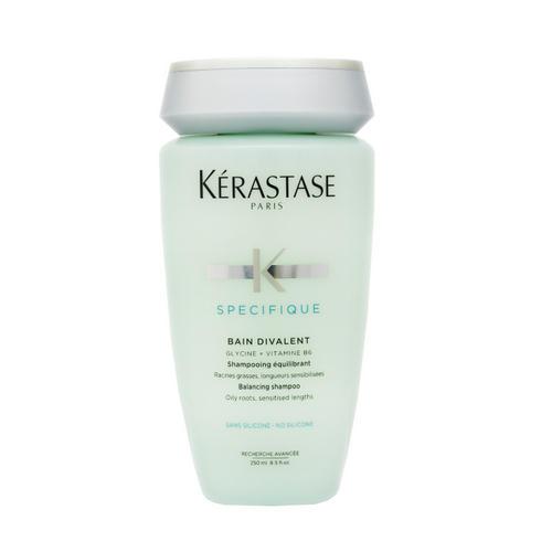 ШампуньВанна Divalent 250мл (Kerastase, Specifique) форс архитект шампуньванна укрепляющий для сильно поврежденных волос 250мл kerastase resistance