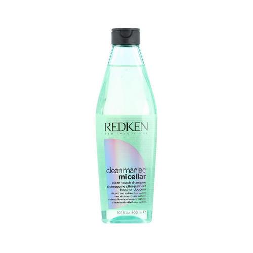 Мицеллярный шампунь 300мл (Redken, Clean Maniac) redken мицеллярный шампунь глубокое очищение волос и кожи головы clean maniac micellar 1 л