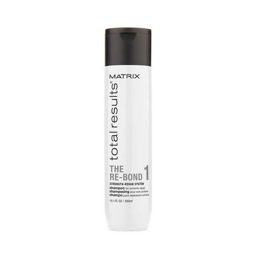 Купить Matrix Шампунь Total Results Re-Bond для экстремального восстановления волос, 300 мл (Matrix, Total results), США