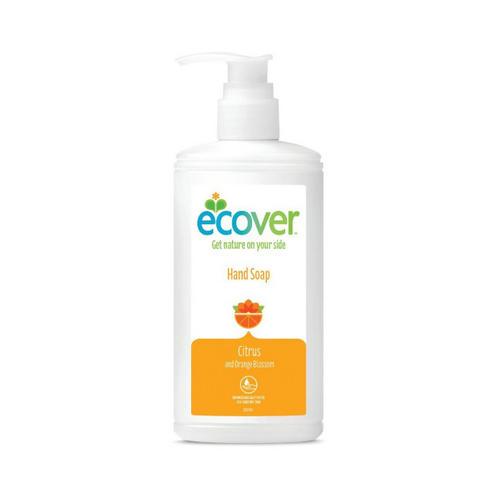 Ecover Жидкое мыло для мытья рук Цитрус, 250мл (Ecover, Мыло)