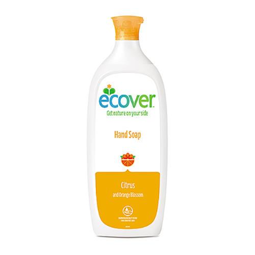 Ecover Жидкое мыло для мытья рук Цитрус, 1л (Ecover, Мыло)
