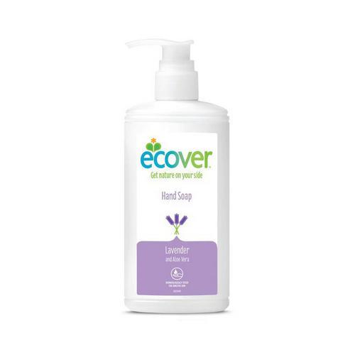 Ecover Жидкое мыло для мытья рук Лаванда, 250мл (Ecover, Мыло)
