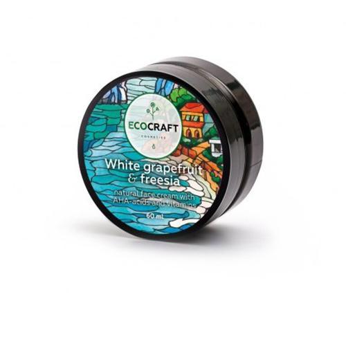 Купить EcoCraft Крем для лица Белый грейпфрут и фрезия , для жирной кожи, 60 мл (EcoCraft, Для лица), Россия