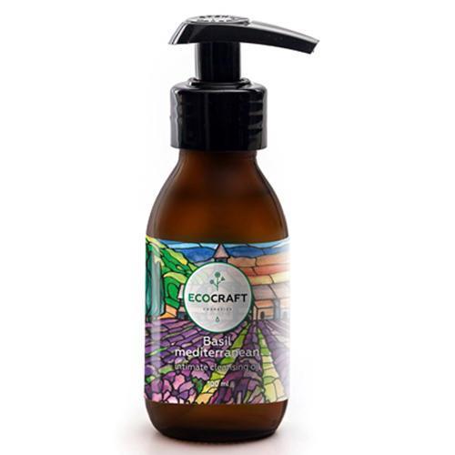 Масло гидрофильное Базилик средиземноморский, 100 мл (EcoCraft, Для тела) гидрофильное масло для интимной гигиены