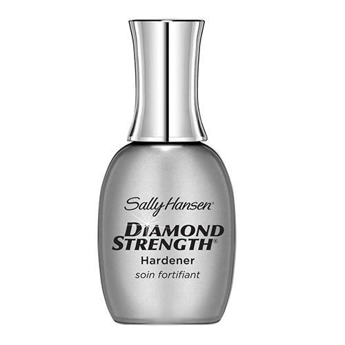 цены Sally Hansen Средство для быстрого укрепления ломких ногтей Diamond strength hardener, 13 мл (Sally Hansen, Уход за ногтями)