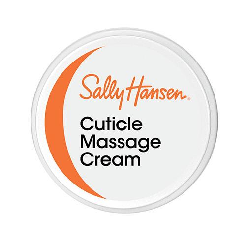 Крем для увлажнения кутикулы Massage cream, 11,3 г (Sally Hansen, Уход за ногтями) средство 7 в 1 для ухода за ногтями complete care 7in1 nail treatment 14 мл sally hansen уход за ногтями